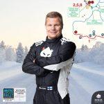 Arctic Lapland Rally eli Tunturiralli keräsi yli 5000 katsojaa