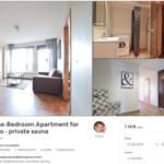 Bon Jovi Tallinnassa: Airbnb-majoitus voi maksaa jopa yli 10 000 € yöltä!