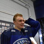 Suomalaisille menestyksekäs NHL-drafti - Kakko varattiin toisena