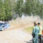 Neste Ralli tuo poikkeuksia Keski-Suomen liikennejärjestelyihin 31.7. - 4.8. - katso tästä lisätiedot
