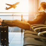 Suomen lentokenttien matkustajamäärät kasvussa - muista varata tarpeeksi aikaa lähtiessäsi reissuun