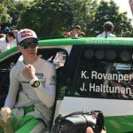 Saksan MM-ralli vaihtui Rovanperälle opintomatkaksi