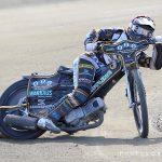 SPEEDWAY: Jesse Mustonen taisteli speedwayn SM-hopeaa