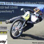 Viikonloppuna ajetaan Speedway 500cc-mestaruuskilpailut Virossa