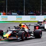 F1 Monzassa: Verstappen kehuu Perezin nopeutta
