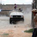 Libyan Haftar avoin keskusteluille