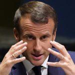 Ranska ei voi isännöidä kaikkia - Macron