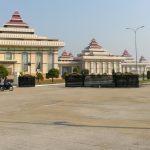 Lähetystöt varoittavat mahdollisista hyökkäyksistä Myanmarissa