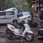 Monsuuni tappoi 59 ihmistä - Intia