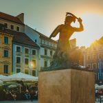 3 hyvää syytä, miksi lähteä Varsovaan lomalle syksyllä
