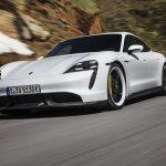 Porschelta uusi täyssähköurheiluauto