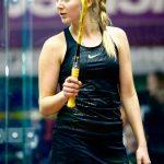 Emilia Korhonen kaatui taistellen squashin Malaysian Openissa