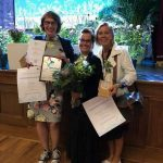 Suomalaiset maisemasuunnittelijat palkittiin Moskovassa