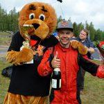Henri Haapamäki kilpailee Honkajoella SM-sarjan kuninkuusluokassa