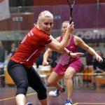 Kuopiosta maailmalle: Riina Koskisen matka squashin huipulle