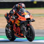 Kuumuus Kallion haasteena MotoGP-harjoituksissa Thaimaassa