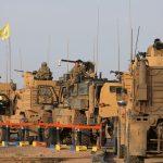 Yhdysvaltain joukot vetäytyneet  Syyrian turvavyöhykkeeltä
