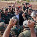 Assad vieraili etulinjassa Idlibissä, lupasi ottaa takaisin kaikki Syyrian maat