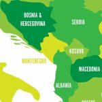 Serbia, Albania ja Pohjoi-Makedonia helpottavat rajanylityksiä