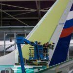 Boeing 737 NB-mallisten koneiden siivistä löytynyt halkemia