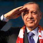 Erdogan sanoo kurdijoukkojen vetäytyvän Turkin raja-alueilta