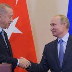 Venäjä täyttää Yhdysvaltojen joukkojen jättämän tyhjiön  Syyriaa koskevan Putin-Erdogan-sopimuksen nojalla