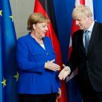 """Brexitin jälkeisestä Britanniasta tulee EU:n """"kilpailija"""" kuten Yhdysvallat ja Kiina, varoittaa Merkel"""