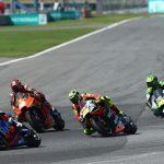 Kalliolle keskeytys Thaimaan MotoGP-osakilpailussa