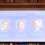Banerjee, Duflo ja Kremer voittivat Nobelin Taloustieteen palkinnon vuonna 2019