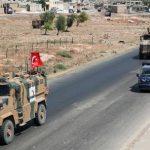 Turkki pommittaa Syyriaa