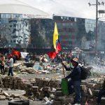 Ecuadorin hallitus suostui kumoamaan valtavia mielenosoituksia aiheuttaneet tiukat säädökset
