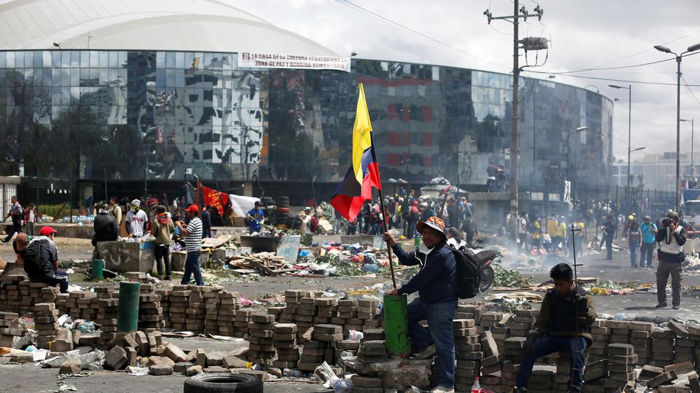 Ecuadorin Pääkaupunki