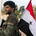 Venäjän Lavrov varoittaa Yhdysvaltoja horjuuttamasta itsenäistä Syyriaa