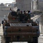 Yhdysvaltain joukot jättivät Kobanin ja kurdit tekevät sopimusta Syyrian kanssa