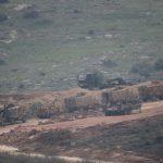 Turkki tunkeutumassa Syyriaan