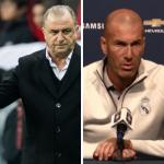 Real Madrid & Galatasaray ottavat yhteen huomenna - lehdistötilaisuudessa tänään Zidane & Terim