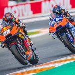Kallio pistesijalle MotoGP-kauden päätöksessä - Edessä paluu KTM-tehtaan testikuljettajaksi