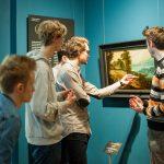 Viron taidemuseo kutsuu lapset ja koululaiset juhlan kunniaksi museoon ilmaiseksi