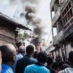 Kone syöksyi maahan Kongon Gomassa - ainakin 24 kuoli