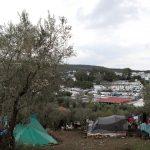 UNHCR:n päällikkö kehottaa Kreikkaa parantamaan pakolaisleirien olosuhteita