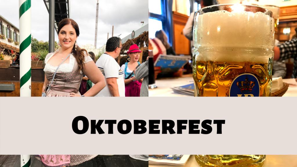 Oktoberfest Kokemuksia