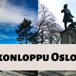 Matkailuvinkki: Pidennetty viikonloppu Oslossa