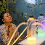Intian New Delhissä maksetaan jo hengittämisestä