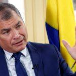 Ecuadorin entinen johtaja Rafael Correa sanoo, että Bolivian Morales pakotettiin vallankaappauksen kautta ulos tehtävästään