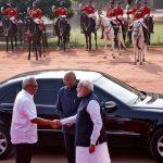 Intia tarjoaa varoja Sri Lankalle Kiinan vaikutusvallan torjumiseksi alueella