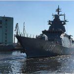 Venäjän Zircon-risteilyohjus tulee uusimpaan korvettiin