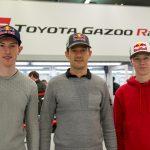Toyotan kolmikko selvisi - Rovanperä ajaa WRC:llä