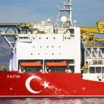 Turkki aloitti kaasunporaukset Kyproksen rannikolla