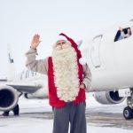 Joulupukin kotikenttä uudistui – Rovaniemen lentoasemalle tuplasti lisää neliöitä ja palveluita