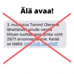 Lidlin nimissä lähetetään huijausviestejä – tuhoa viesti, älä avaa linkkiä